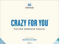 Paul j bartlett crazy for you poster