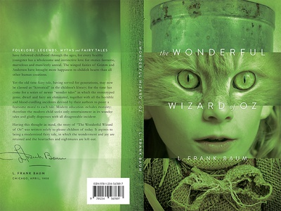 Wizard of Oz Cover