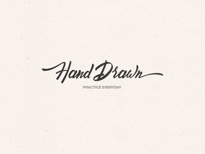 Hand Drawn handrawn handtype type lettering calligraphy ink