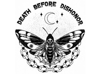 Death Before Dishonor - (DESIGN FOR SALE)