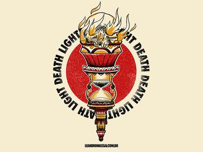 Death Light - (DESIGN FOR SALE) tshirt designforsale artworkforsale