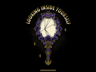 Looking Inside Yourself - (DESIGN FOR SALE)