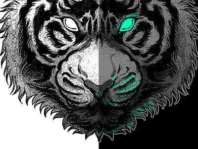 The Eye of the Tiger. merch tshirt