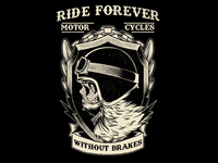 Ride Forever Without Brakes!