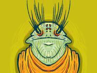 Toad Martian