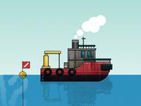 Tugboat test