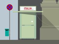 Milan News Stand