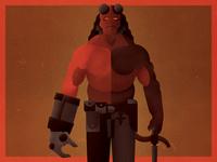 Hellboy Toy