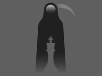 The Seventh Seal Grim Reaper Chess