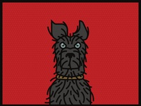 Isle of Dogs Wes Anderson Chief