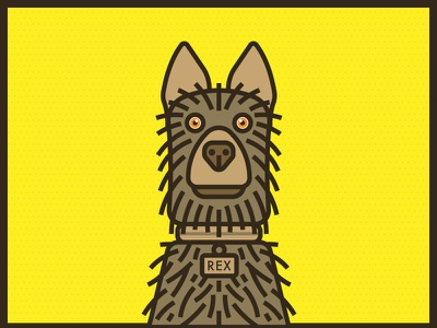 Isle Of Dogs Designs Themes Templates And Downloadable Graphic Elements On Dribbble