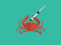 Crabby Switchblade