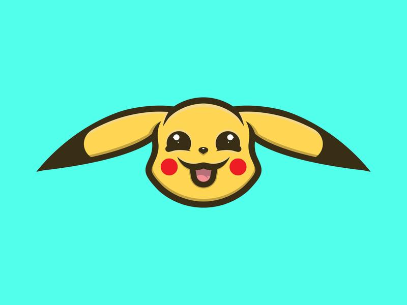Pikachu Cuteness japanese creature face cute anime pokemon pikachu