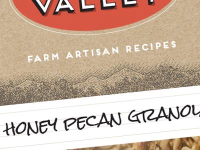 Detail of Vintage Inspired Packaging-3 vintage packaging 3-d lettering