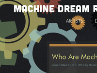 Machine Dream v1
