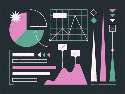 Mastering Data Visualization dribbble graph process interview data visualisation data visualization data viz infographic
