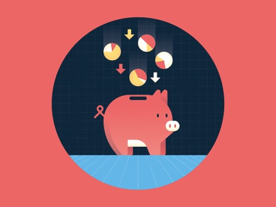 The Social Cost of Carbon magazine climate change environment data economics money piggy bank pig nature science editorial