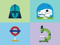 London Stories - Objects Part 1