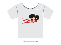 Vector T Shirt Template