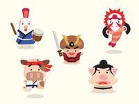 Japanese Animals