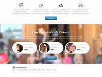 CPP Marketing Site–Testimonials
