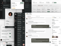 Material Resident Dashboard