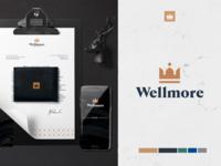 Wellmore branding