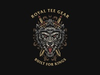 Wolfs - Royal Tee Gear