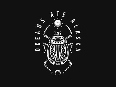 OAA - Beettle teesdesign merchdesign graphictee bandmerch bandart appareldesign apparel