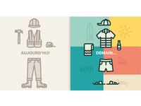 Kijiji - Construction holidays