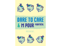 Dare to Care flyer