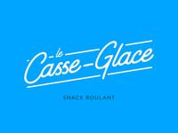 Le Casse-Glace logo - Final logo