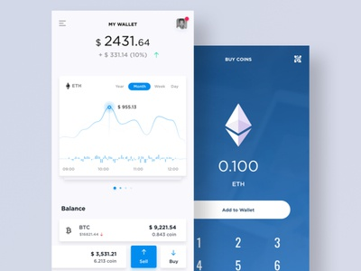 Cryptocurrency Application