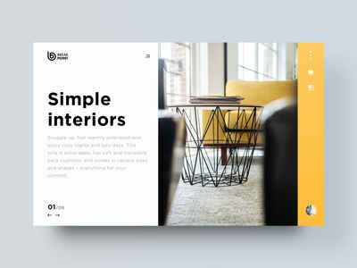 Interior selection Application