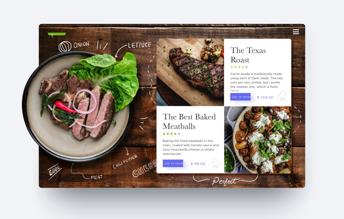 Daily ui challenge    roasted