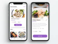 Daily UI Challenge -  Chicken