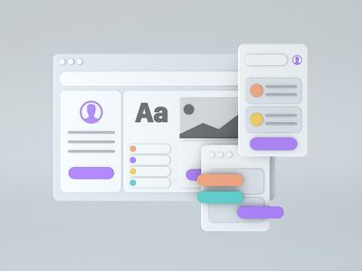 UI Design - Render