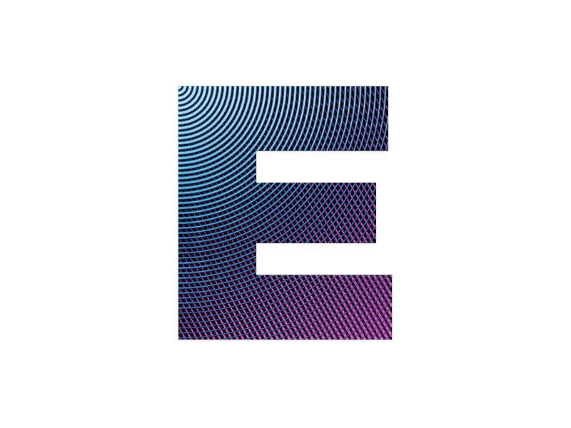 E For Events Logo Design Symbol By Alex Tass Logo Designer Dribbble