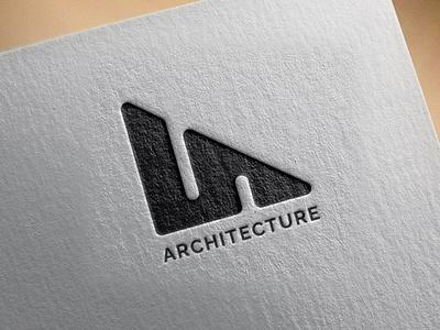 Architecture Logo Sample architecture branding vector icon design logo illustration