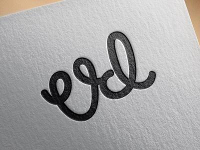 VD Funky Logo Design typography illustration vector logo design branding