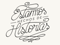 Calligraphic Phrase