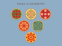 Pizza Is Geometry