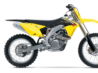 Dekor Kit Suzuki RMZ 450 backyarddesign