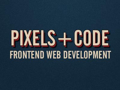 Logo Redux #2 pixels