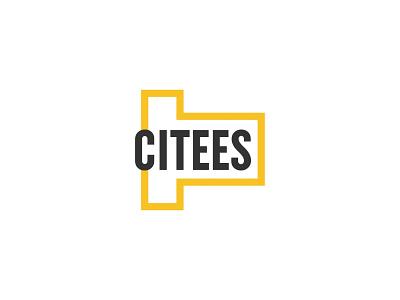 Citees street symbol mark icon logo map city store t shirt