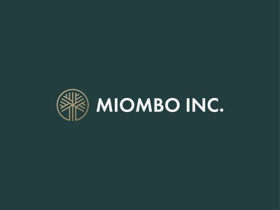 Miombo Inc simple luxury symbol mark icon logo branch africa treetop circle tree miombo