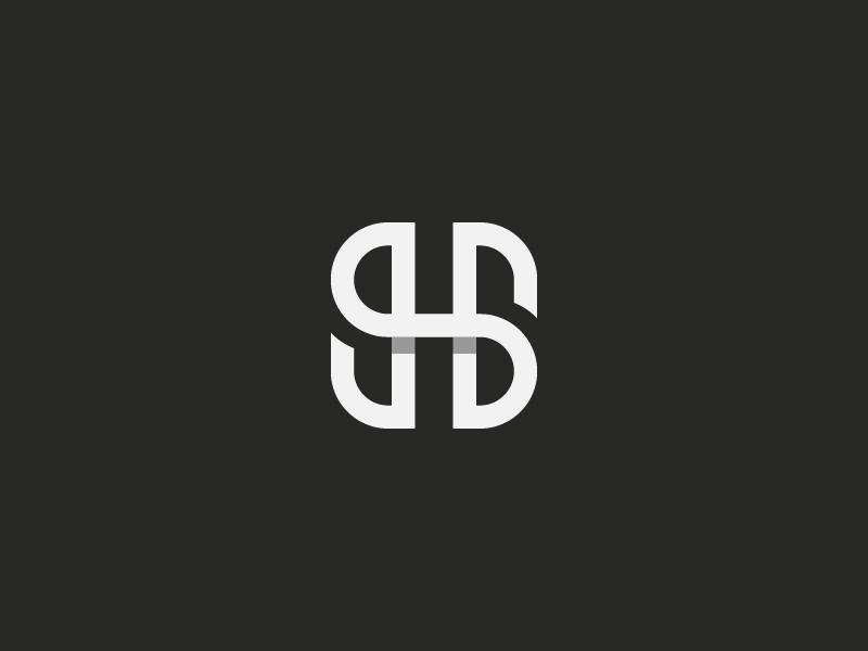 sh monogram by dimitrije mikovic