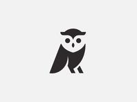 Owl Logo / No Sleep