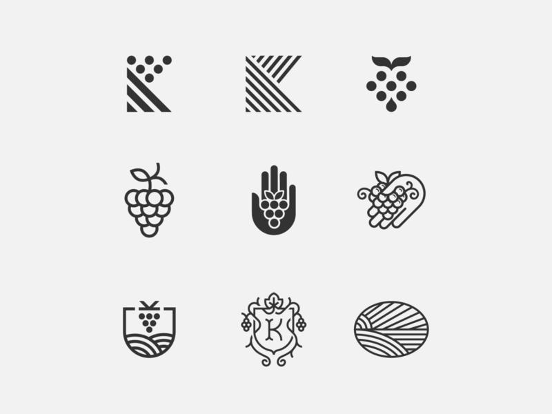 Vineyard Maintenance Logos