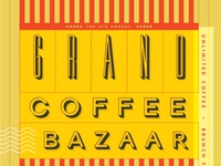A Coffee Bazaar